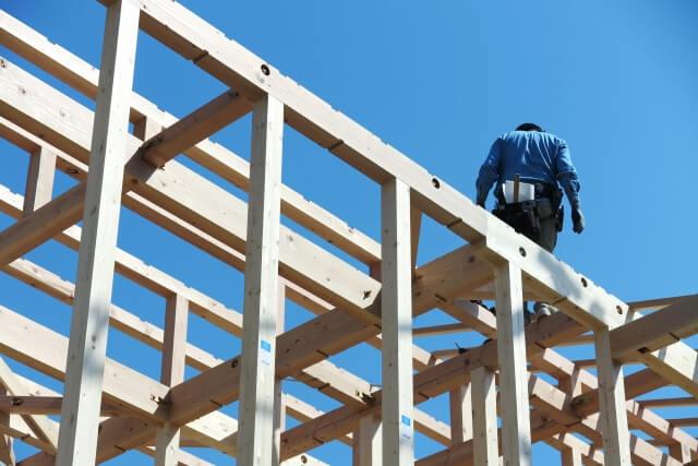 建設工事の労災リスク