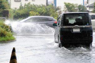 建設工事保険と台風