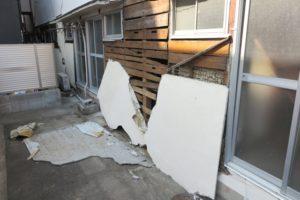 建設工事保険と地震の関係