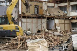 建設工事保険と解体工事